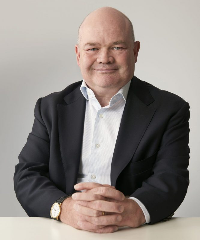 Portrait of David Moffatt